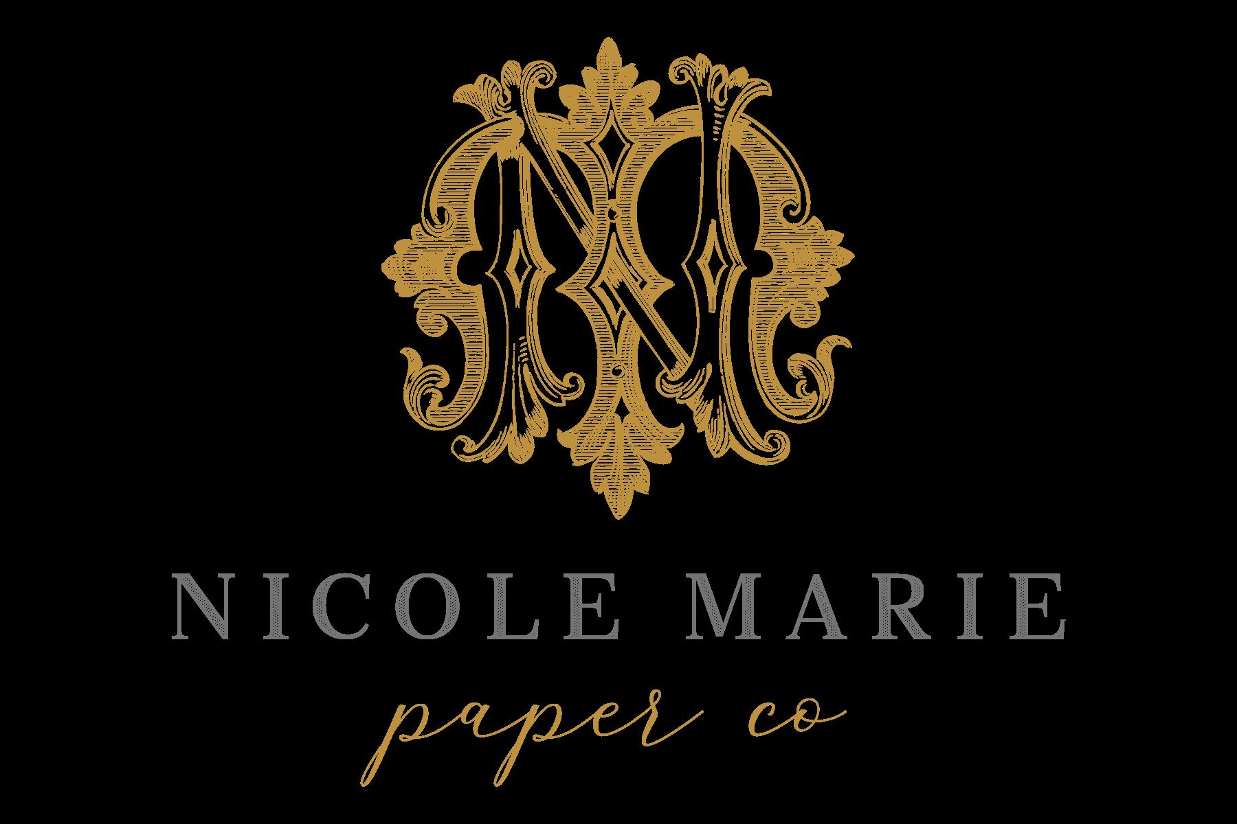 Nicole Marie Paper Co